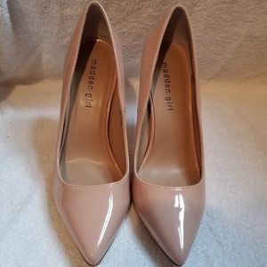 Madden Girl Pointed Toe Stiletto Pumps Size 7.5
